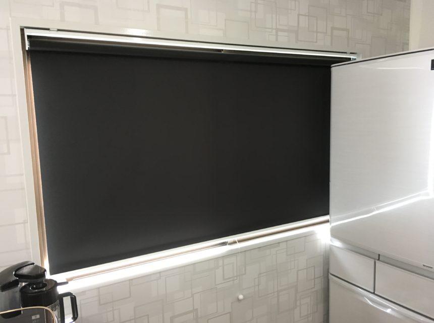 大阪府にお住いのお客様より『ロールスクリーン 一級遮光』のご感想を頂きました♪